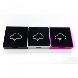 BOX ONE WiFi card reader Wireless storage up cellphone storage compatible with IOS and Android phone pad
