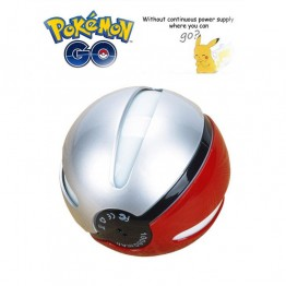 Portable Pokeball Battery Charger for iPhone Samsung Action Figure Go Ball Powerbank Pokemon Go Power Bank for go AR Game