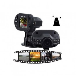 LTC600 Mini Size 12 LED night vision 1080p hd video record car security camera