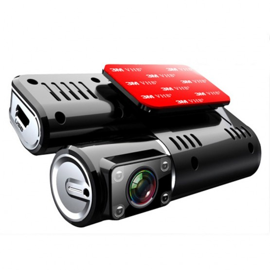 HD1080P night vision 1.8''Display car dvr recorder as car camera