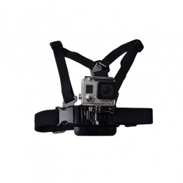 Sports Action Camera Accessories Chest Strap  3 way adjustable stand for GOPRO hero Chest Mount Hraness