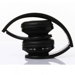Bluetooth Stereo Headset Wireless Multimedia Headphone ,headphone, Wireless Bluetooth Headset Wearing