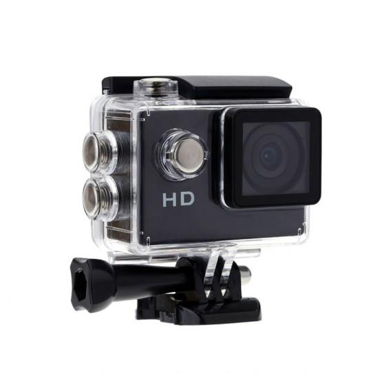 "LTA8 2.0"" screen with 720P 30fps HD Waterproof Action Camera"