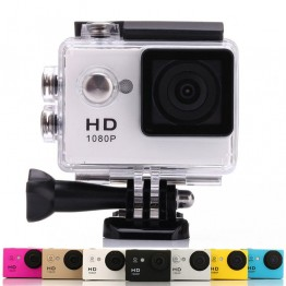 "LTA9 2.0"" screen with 1080P 15fps HD Waterproof Action Camera"