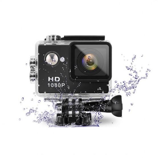 "LTA9 2.0"" screen with 1080P 15fps HD Waterproof Action Camera"