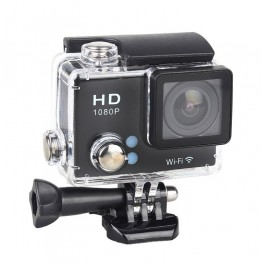 2 Inch Touch Screen 12 Mega Pixels Waterproof 30m LTG2 Full HD 1080p Action Cam Sport Camera