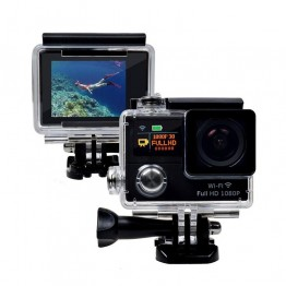 2 Inch Touch Screen 12 Mega Pixels Waterproof 30m LTG3 Full HD 1080p Action Cam Sport Camera