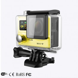 LTH3 Dual Screen Action Camera 4K Sport travel HD camera best digi cam wireless video camera