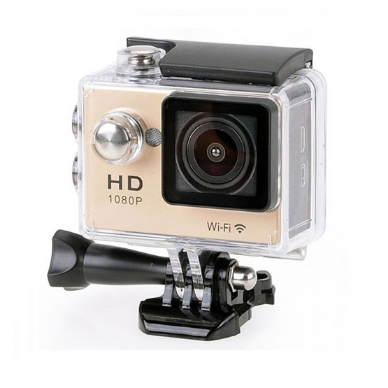 Action Camera LTN9 1080P Sport Camera Diving 30M With Waterproof Case Camera Support WIFI